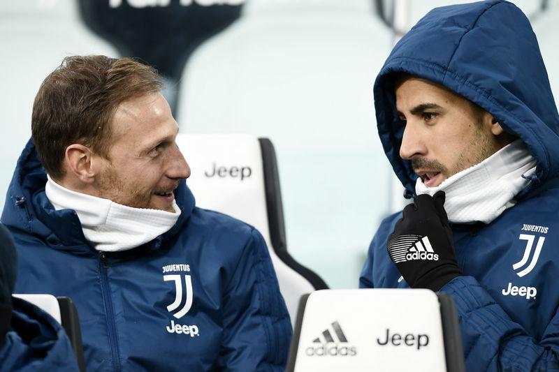 Howedes Khedira Juventus