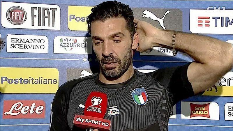 Buffon nazionale italiana