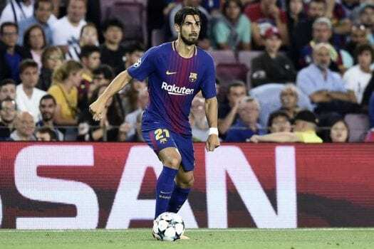 André Gomes Juventus Barcellona