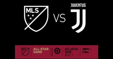mls all stars-juventus amichevole