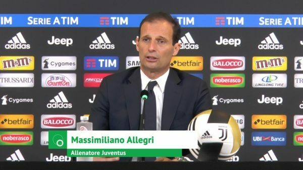 Allegri Arsenal