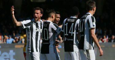 Benevento-Juventus 2-4 video
