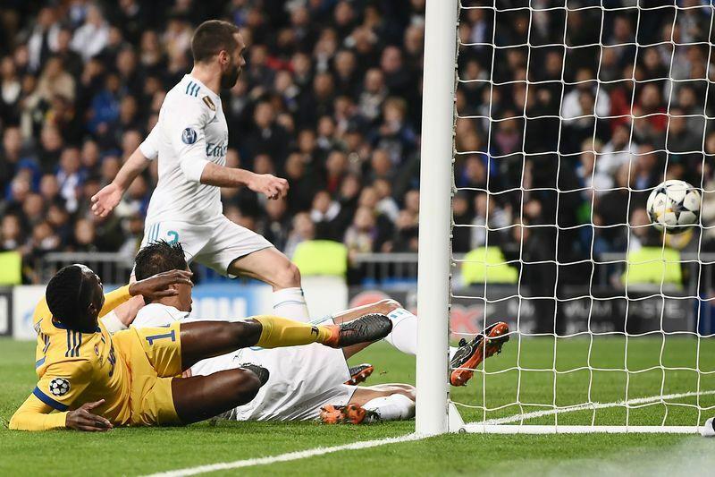 Real Madrid-Juventus 1-3 highlights