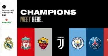 Juventus international champions cup 2018