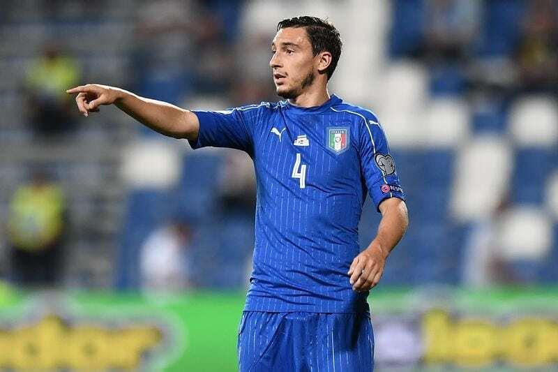 Matteo Darmian scheda Juventus