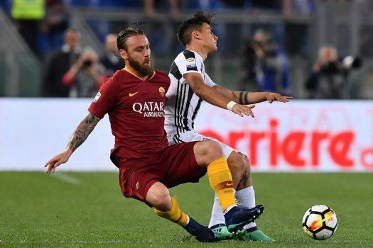 Roma-Juventus 0-0 2018