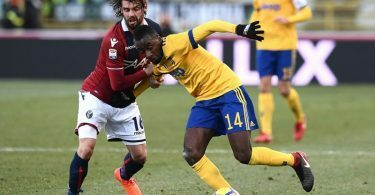 Juventus-Bologna formazioni