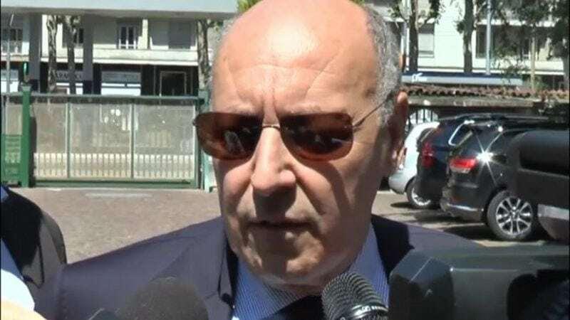 Beppe Marotta consigliere federale