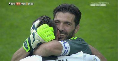 Buffon PSG
