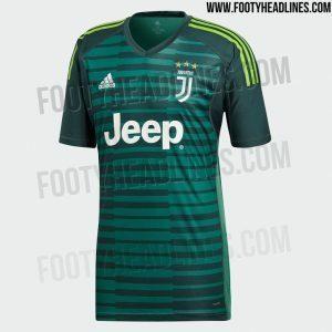 maglia portiere juventus 2018-2019