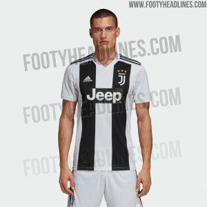 maglia home juventus 2018-2019 catalogo