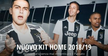 maglie juventus 2018-2019 ufficiali