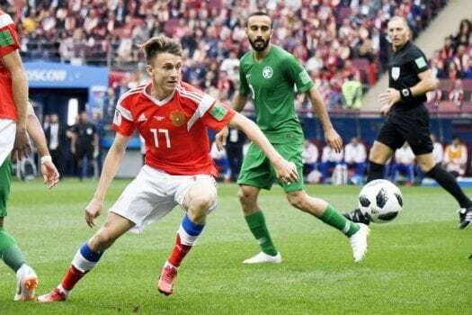 Golovin mondiali gol assist