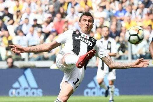 Mario Mandzukic Juventus