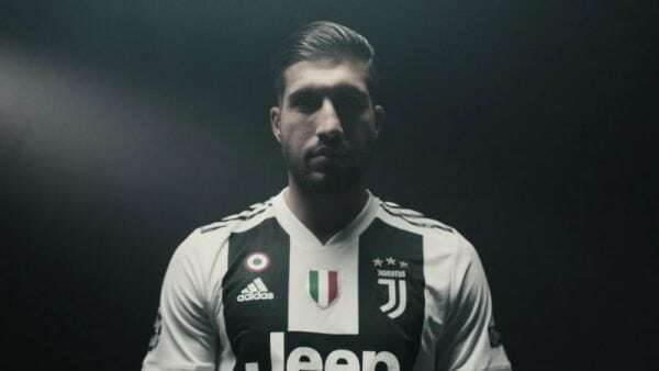 Emre Can ufficiale Juventus