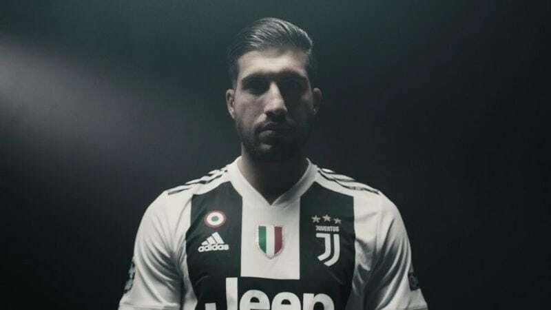 Emre Can ufficiale Juventus