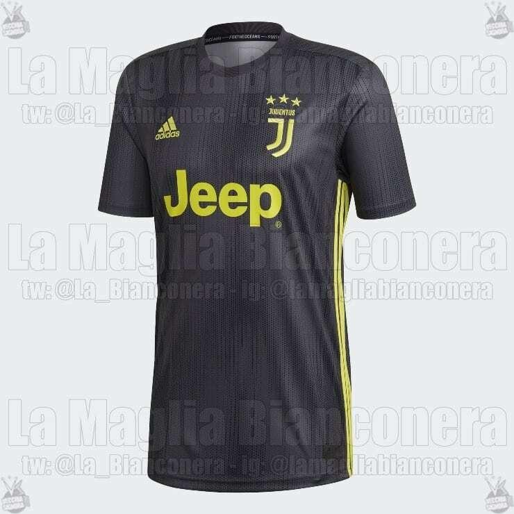 cf04705c9 Terza maglia Juventus 2018-2019 intera