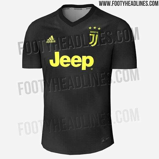 Terza Maglia Juventus ufficiale