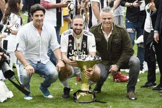 Higuain Milan