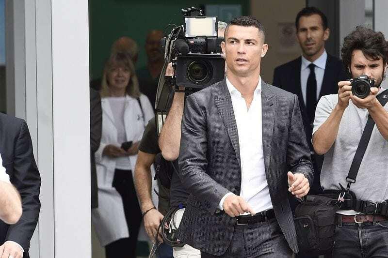 Ronaldo J Medical 16 luglio