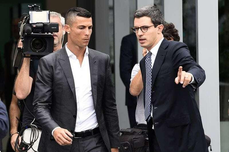Ronaldo mancia record