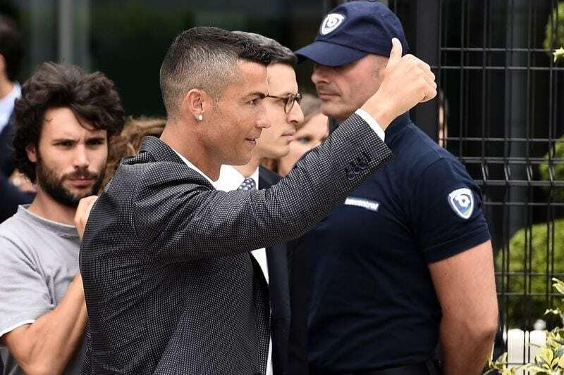 Ronaldo Juventus 2018-2019