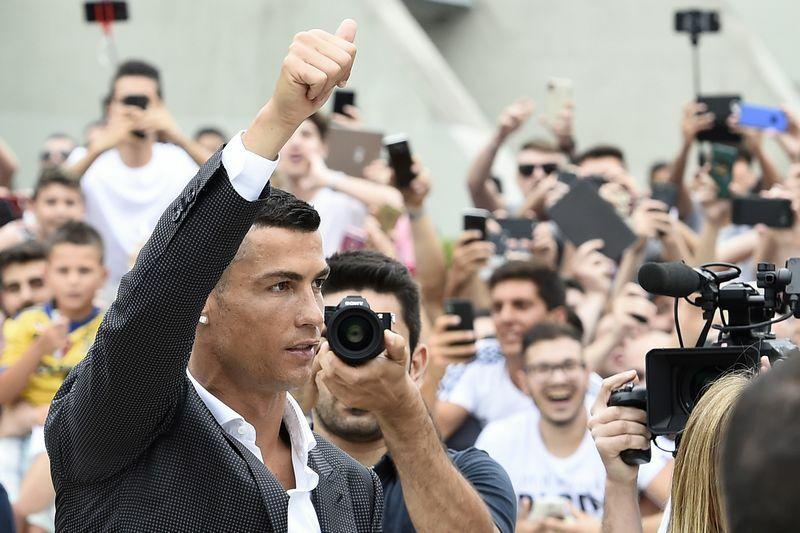 Ronaldo fisco spagnolo multa carcere