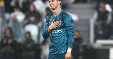 Ronaldo Juventus Allianz Stadium