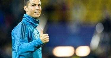 Ronaldo presentazione USA