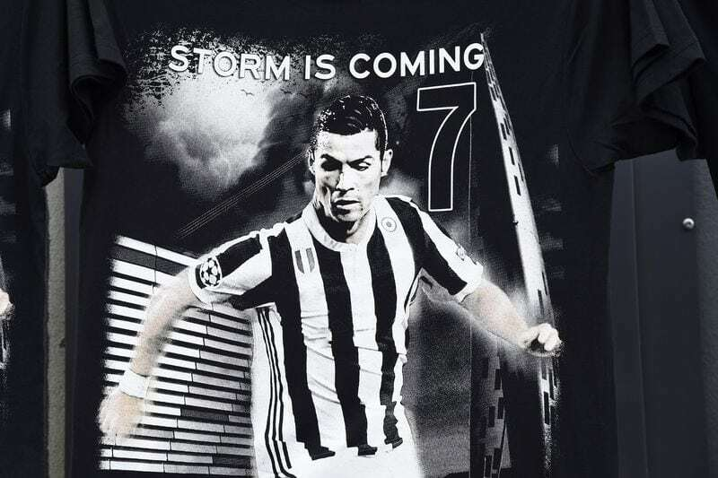 Ronaldo Villar Perosa Allianz Stadium Juventus