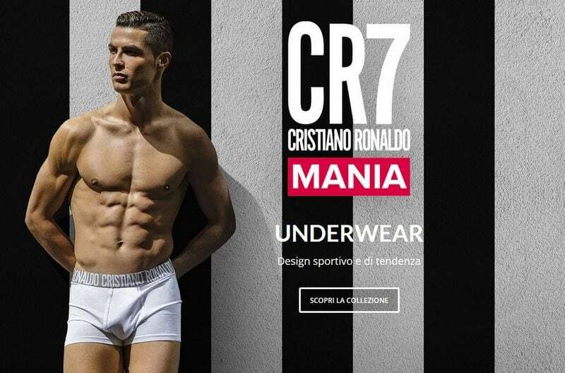 ronaldo bianconero cr7 underwear