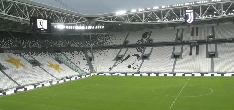 juventus lega calcio tappetini stadium