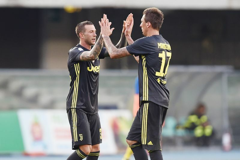 Juventus-Lazio formazioni 2018-2019