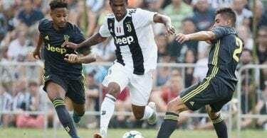 Chievo-Juventus analisi tattica douglas costa