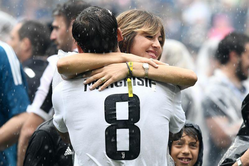 Marchisio moglie roberta