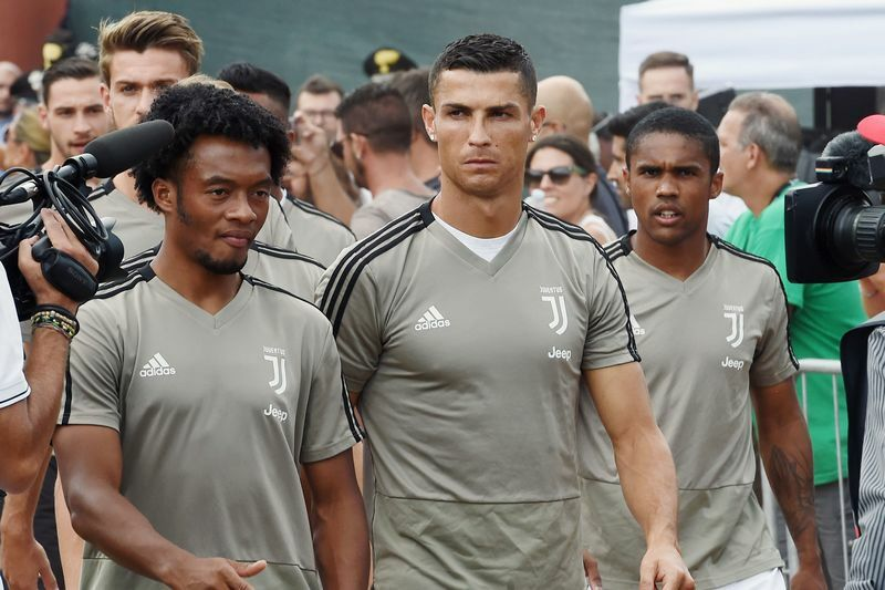 Juventus agosto 2018