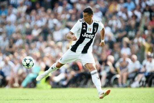 Juventus-Juventus Under 23 Ronaldo