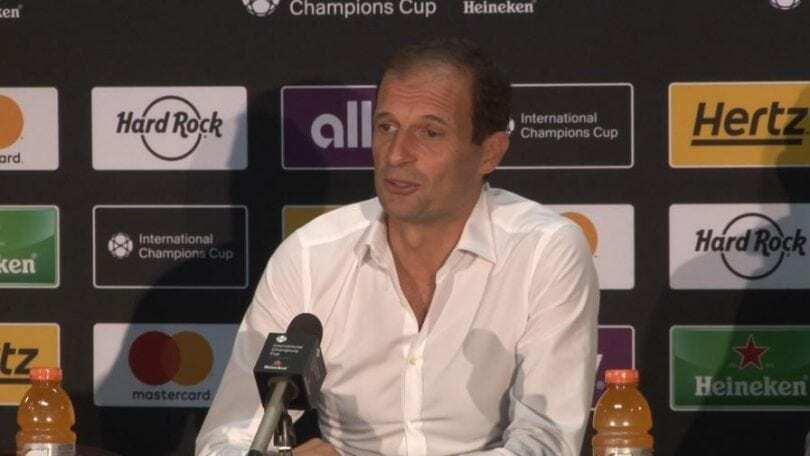 allegri real juve