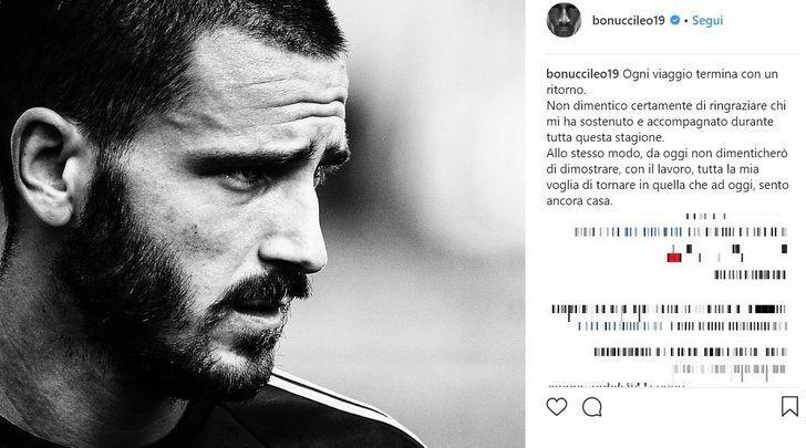 bonucci instagram