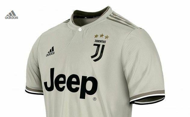 Maglia away Juventus 2018-2019: tutte le foto ufficiali - Jmania.it