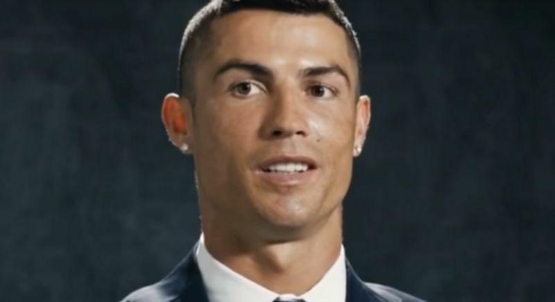 Ronaldo juventus tv intervista