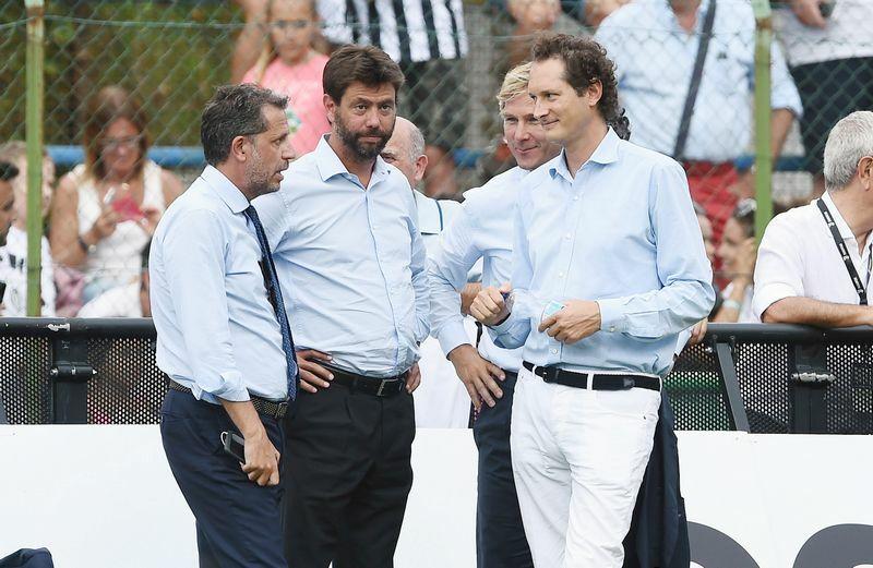 Juventus titolo borsa