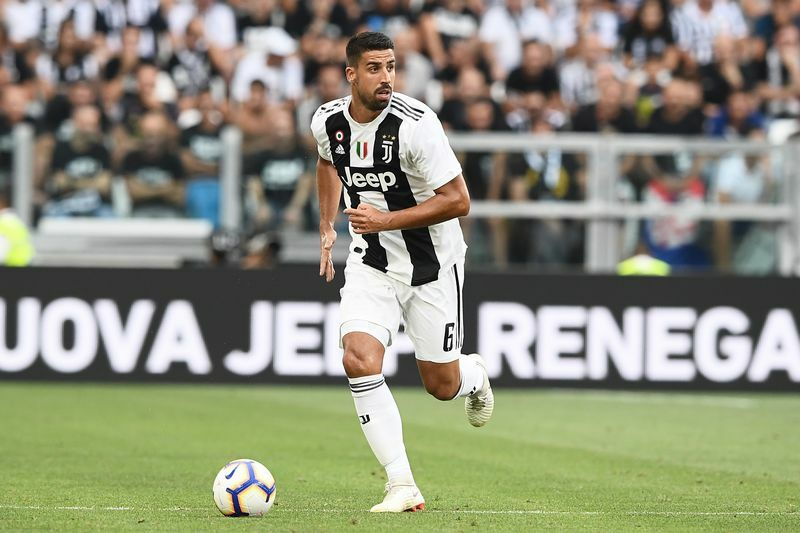 Khedira Juventus 2021