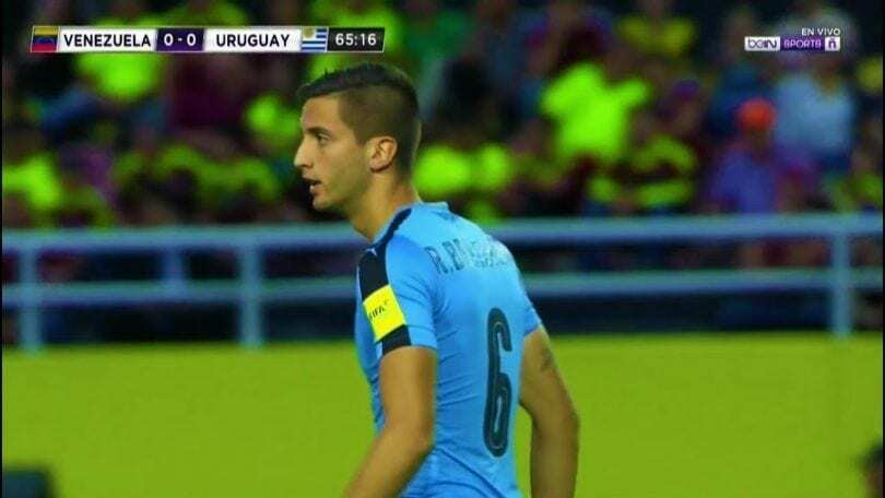 Rodrigo Bentancur uruguay