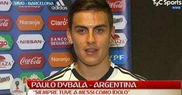 dybala argentina