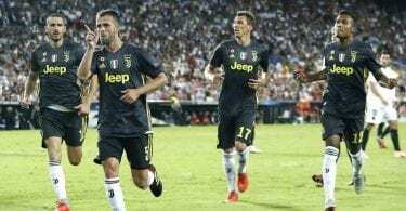 Valencia-Juventus 02- highlights video gol
