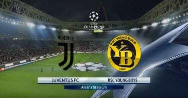 juventus-young boys formazioni champions league