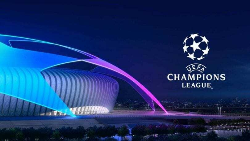 lista champions league juventus 2018-2019