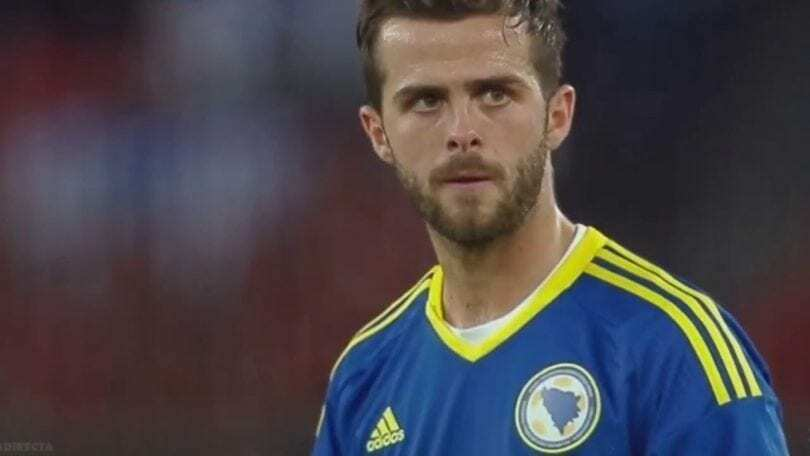 pjanic infortunio bosnia