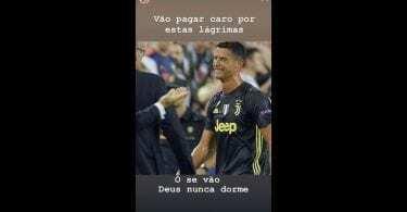Ronaldo espulso Instagram sorella Katia